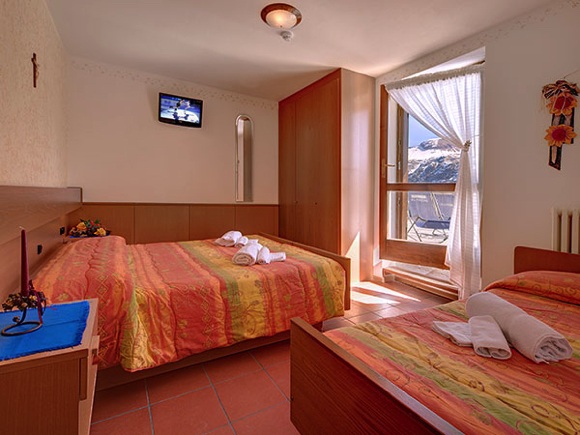 Rifugio Albasini Folgarida - The Rooms